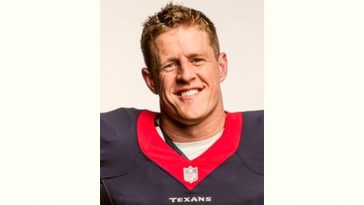 J.J. Watt Age and Birthday
