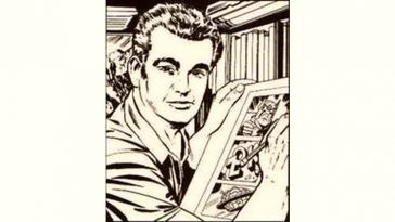 Jack Kirby Age and Birthday