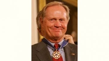 Jack Nicklaus Age and Birthday