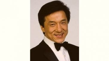 Jackie Chan Age and Birthday
