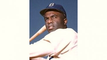Jackie Robinson Age and Birthday