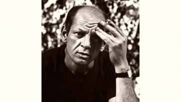 Jackson Pollock Age and Birthday