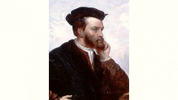 Jacques Cartier Age and Birthday
