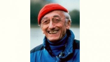 Jacques Cousteau Age and Birthday
