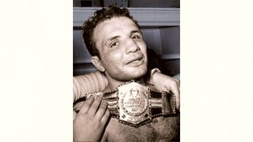 Jake LaMotta Age and Birthday
