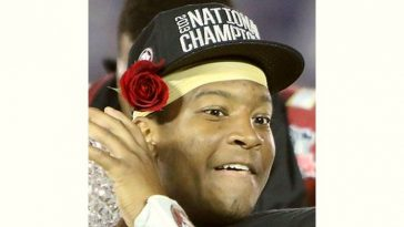 Jameis Winston Age and Birthday
