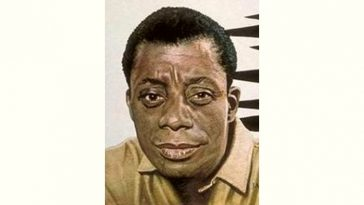 James Baldwin Age and Birthday