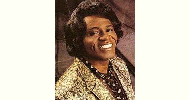 James Brown Age and Birthday