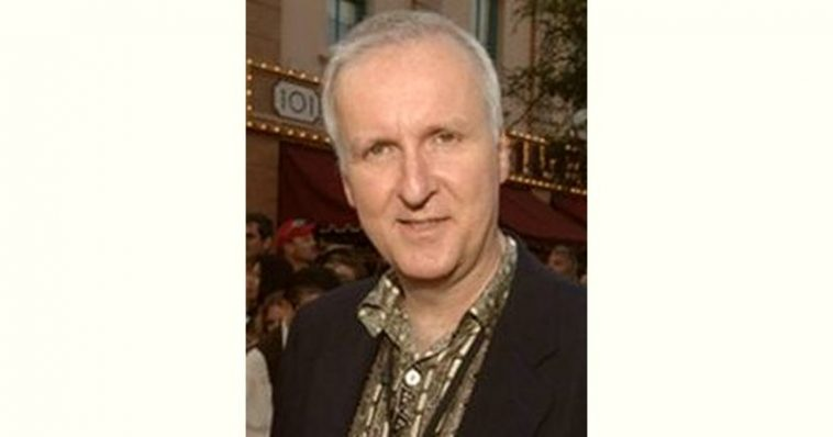 James Cameron Age and Birthday