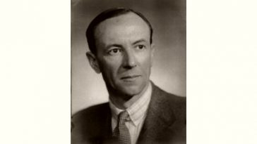 James Chadwick Age and Birthday