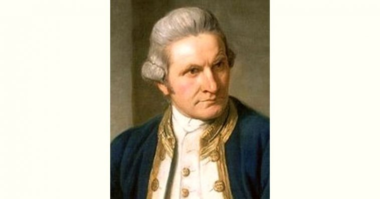 James Cook Age and Birthday