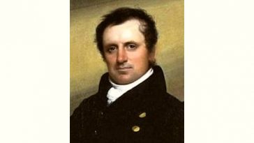 James Fenimore Cooper Age and Birthday