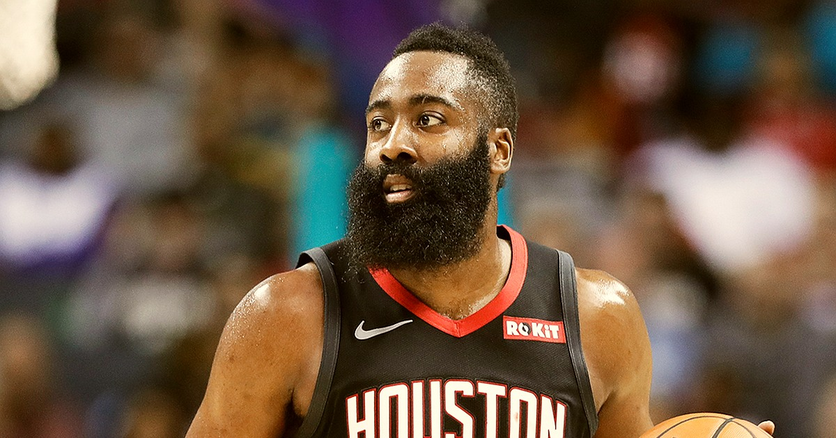 James Harden Age and Birthday