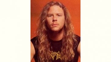 James Hetfield Age and Birthday