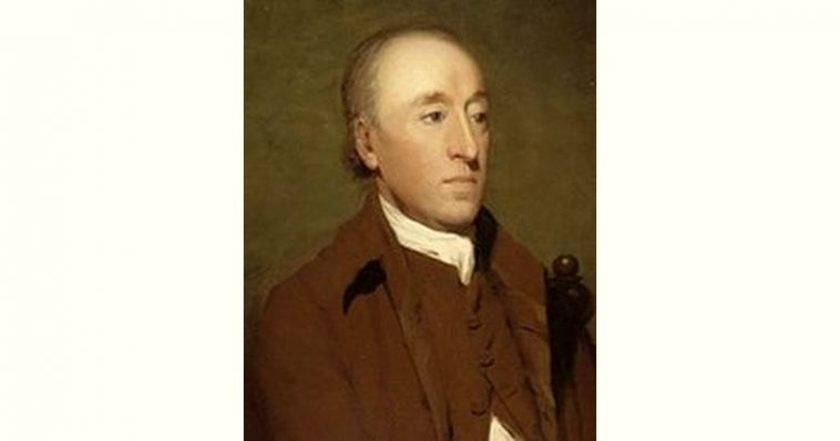 James Hutton Age and Birthday