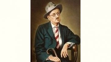 James Joyce Age and Birthday
