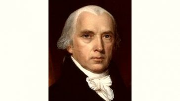 James Madison Age and Birthday