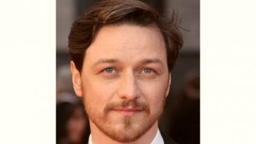 James Mcavoy Age and Birthday