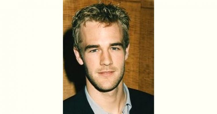 James Van Der Beek Age and Birthday