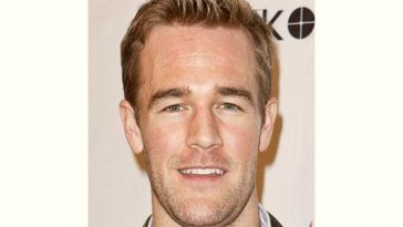 James Vanderbeek Age and Birthday