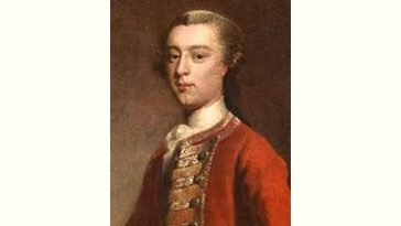 James Wolfe Age and Birthday