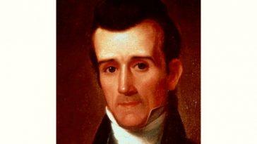 Jamesk Polk Age and Birthday