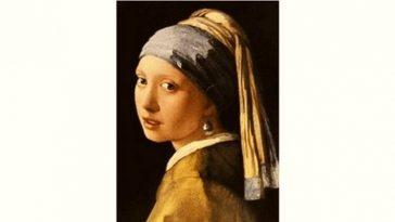 Jan Vermeer Age and Birthday