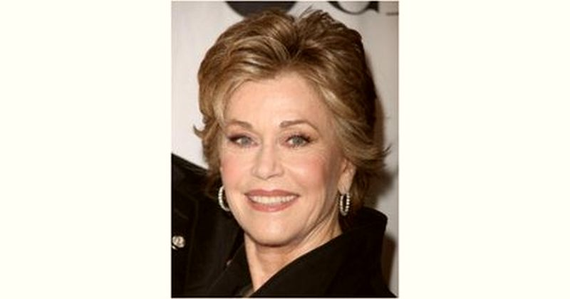 Jane Fonda Age and Birthday