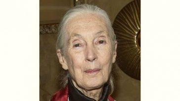 Jane Goodall Age and Birthday