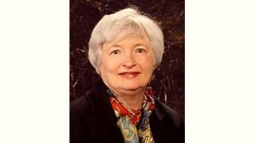 Janet Yellen Age and Birthday