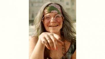 Janis Joplin Age and Birthday