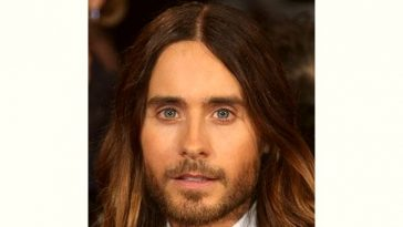Jared Leto Age and Birthday
