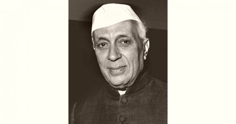 Jawaharlal Nehru Age and Birthday
