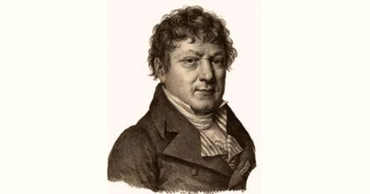 Jean Baptiste Joseph Delambre Age and Birthday