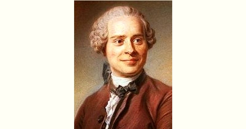 Jean-Baptiste Le Rond d'Alembert Age and Birthday