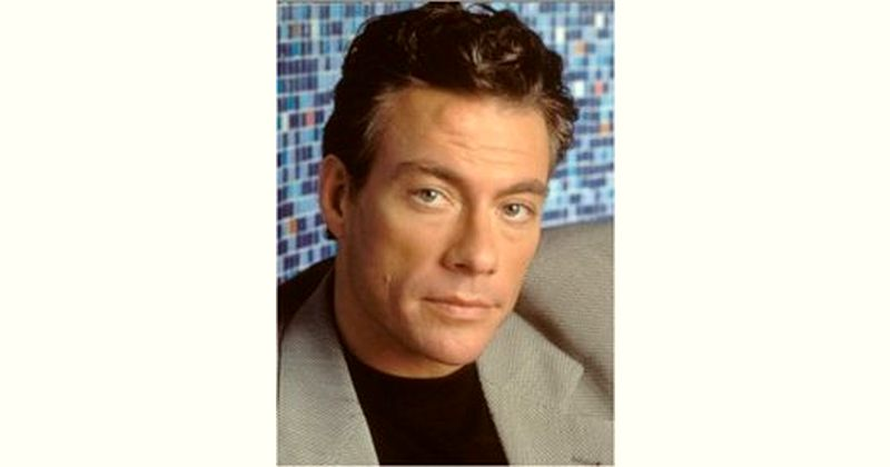 Jean-Claude Van Damme Age and Birthday