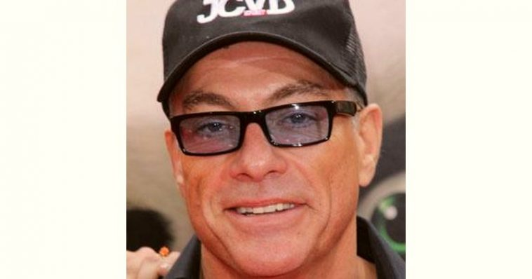 Jean Damme Age and Birthday