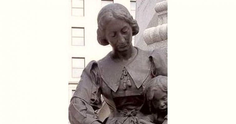 Jeanne Mance Age and Birthday