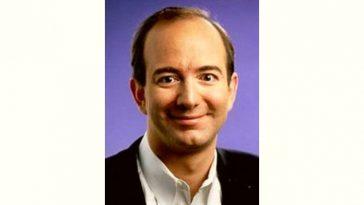 Jeff Bezos Age and Birthday