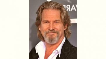 Jeff Bridges Age and Birthday