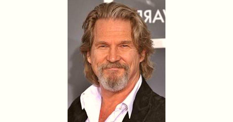 Jeff Bridges Age and Birthday