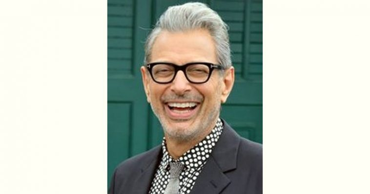 Jeff Goldblum Age and Birthday