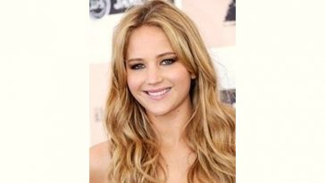 Jennifer Lawrence Age and Birthday