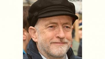 Jeremy Corbyn Age and Birthday