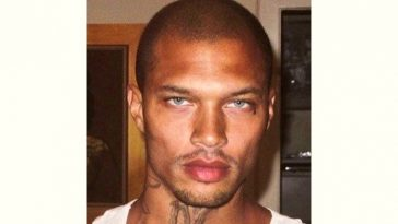 Jeremy Meeks Age and Birthday