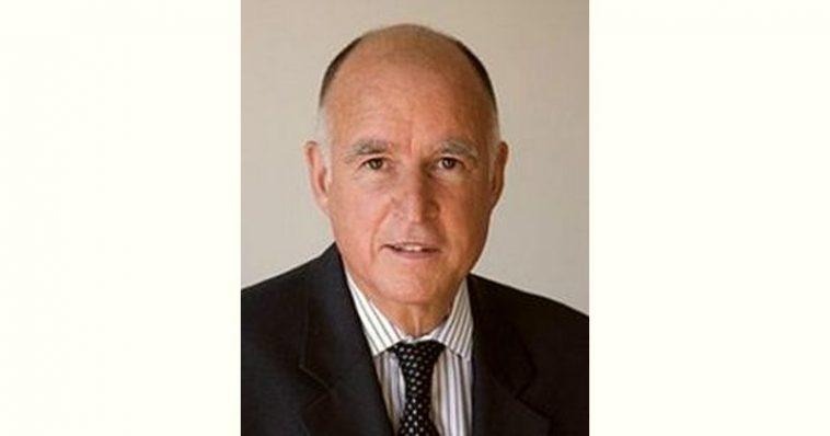 Jerry Brown Age and Birthday
