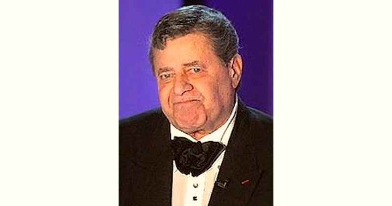 Jerry Lewis Age and Birthday