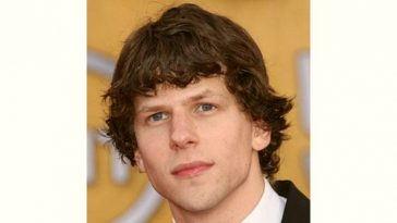 Jesse Eisenberg Age and Birthday
