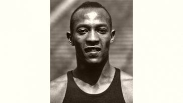 Jesse Owens Age and Birthday