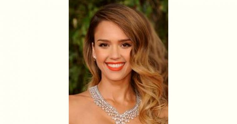 Jessica Alba Age and Birthday